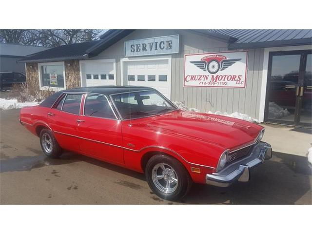 Picture of Classic 1973 Maverick located in Spirit Lake Iowa Auction Vehicle Offered by  - N4LX