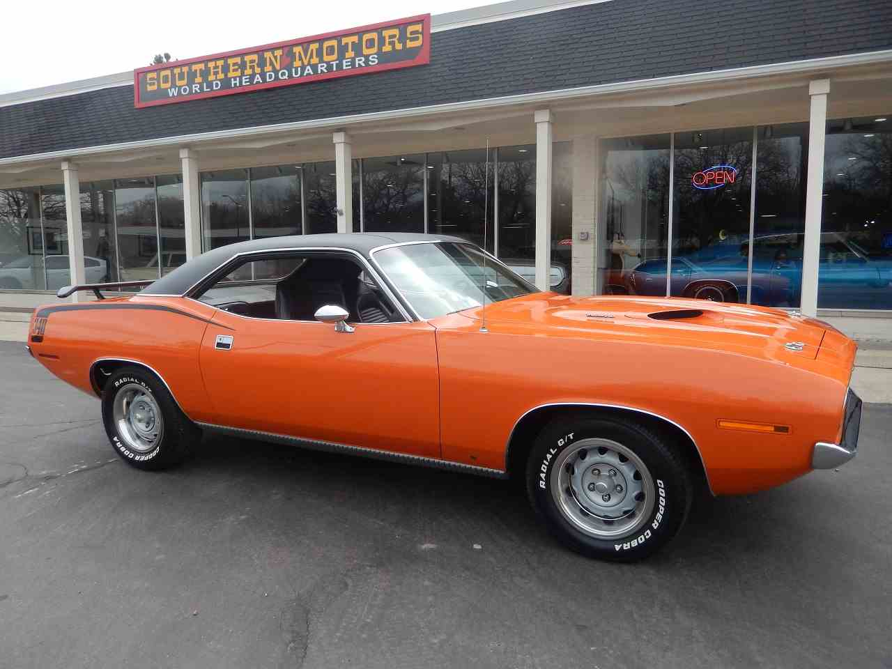 1970 plymouth cuda for sale cc 1079066 for Southern motors used cars