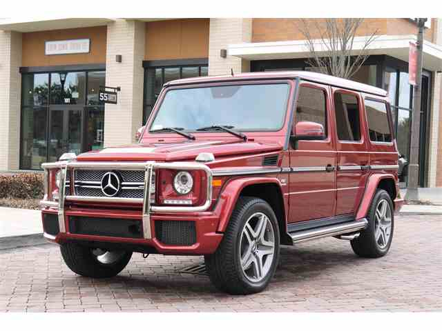 Picture of '16 G-Class - MYBF