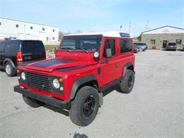 Picture of '91 Land Rover Defender Offered by a Private Seller - N4MA
