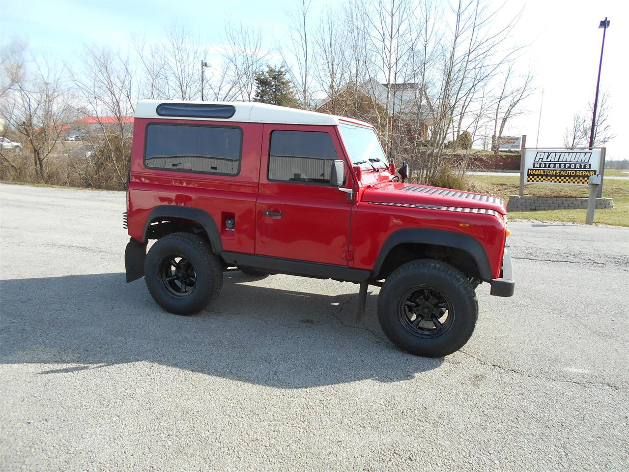 Large Picture of 1991 Defender located in Kentucky Offered by a Private Seller - N4MA