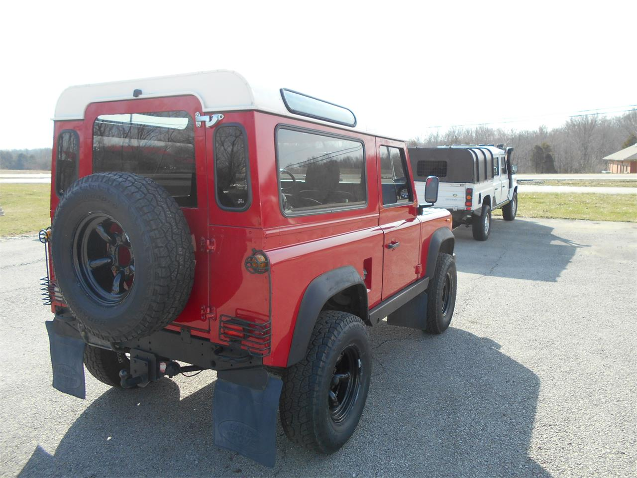 Large Picture of '91 Defender located in La Grange Kentucky - $34,000.00 Offered by a Private Seller - N4MA