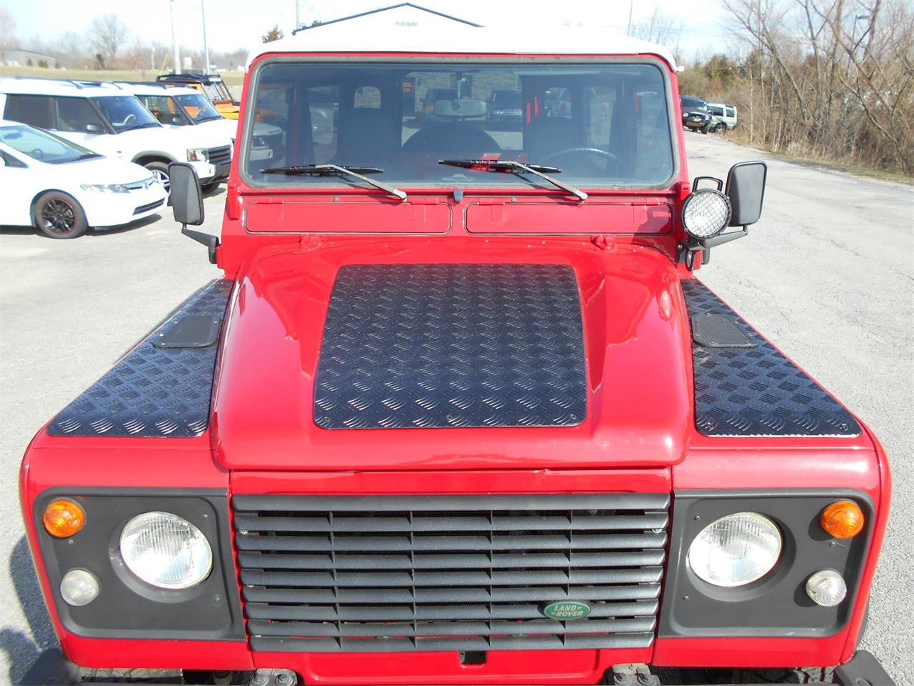 Large Picture of '91 Land Rover Defender Offered by a Private Seller - N4MA