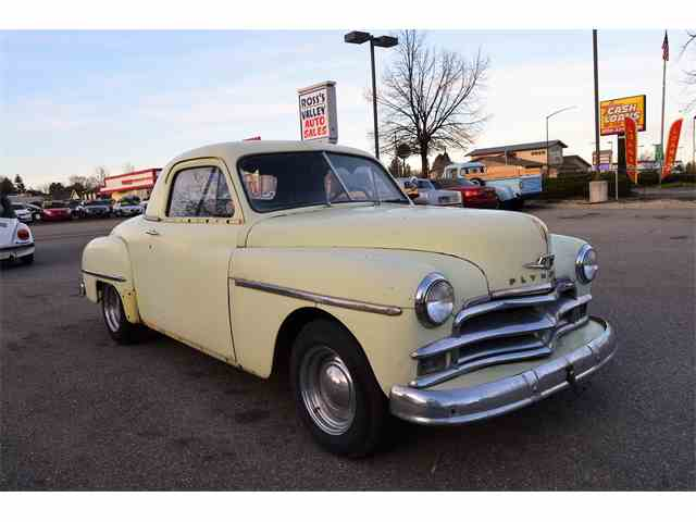 Picture of '50 Plymouth Deluxe Offered by Ross's Valley Auto Sales - N4MB