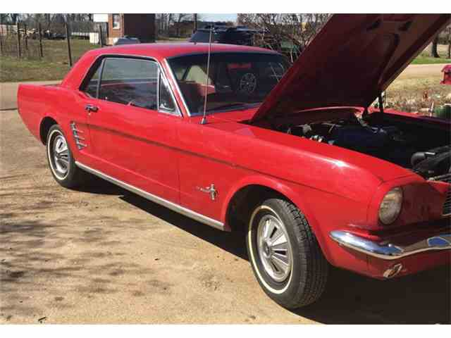 Picture of '66 Mustang - N4MG