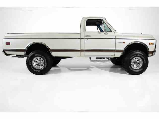 Picture of '72 Pickup - MXOR