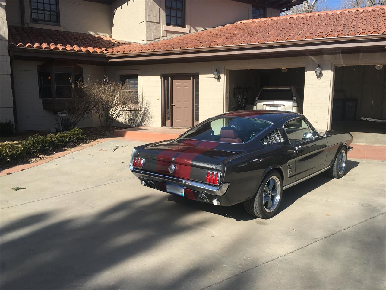 Large Picture of 1966 Ford Mustang GT located in Loveland Colorado - $114,000.00 Offered by a Private Seller - N4N1