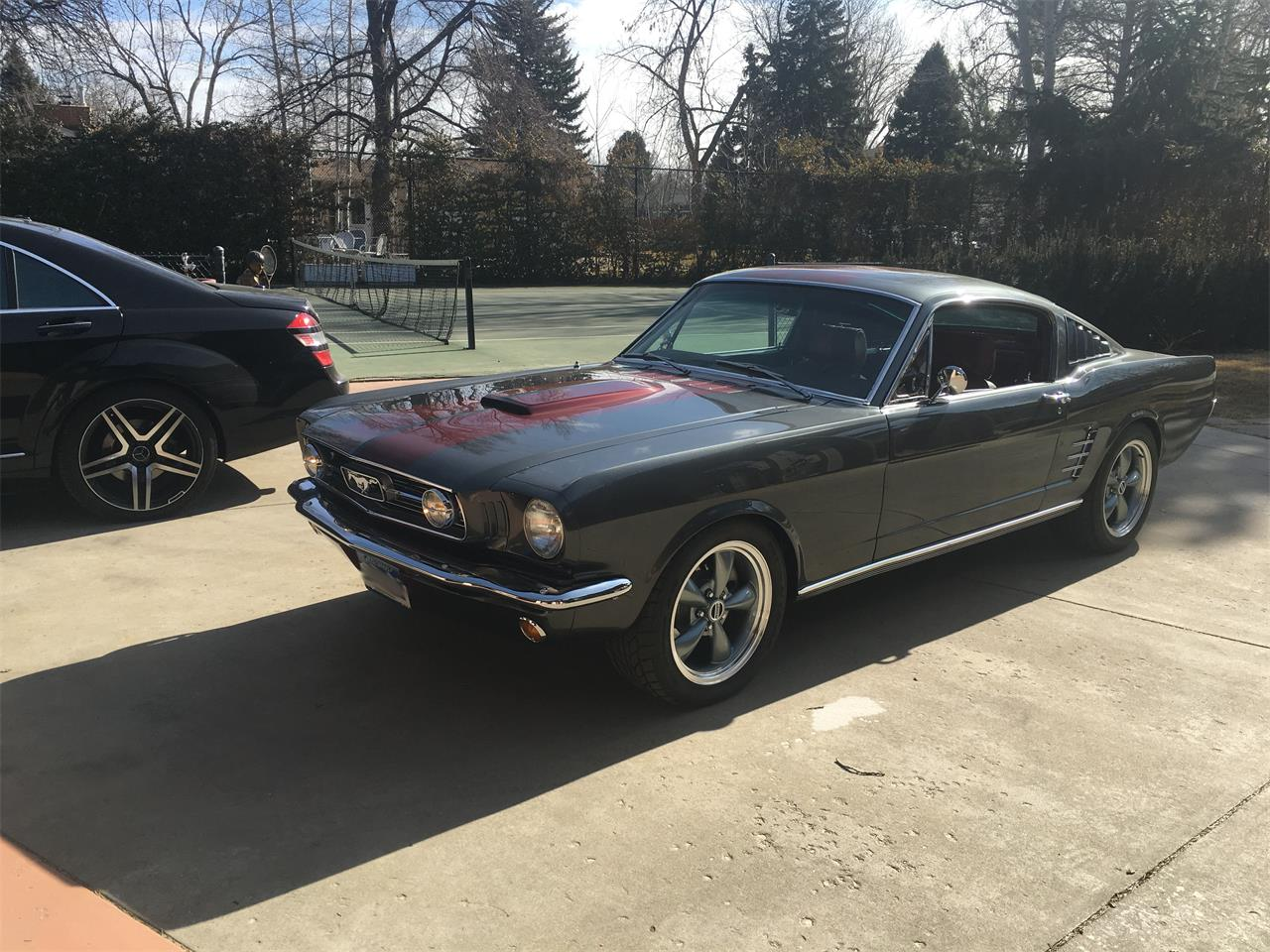 Large Picture of '66 Mustang GT located in Loveland Colorado Offered by a Private Seller - N4N1