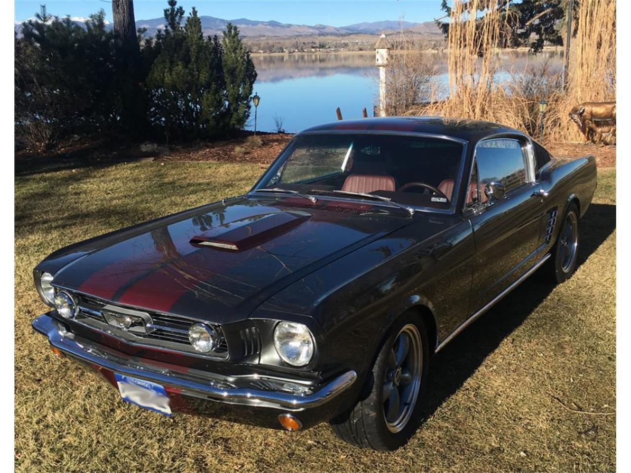 Large Picture of 1966 Ford Mustang GT - $114,000.00 Offered by a Private Seller - N4N1