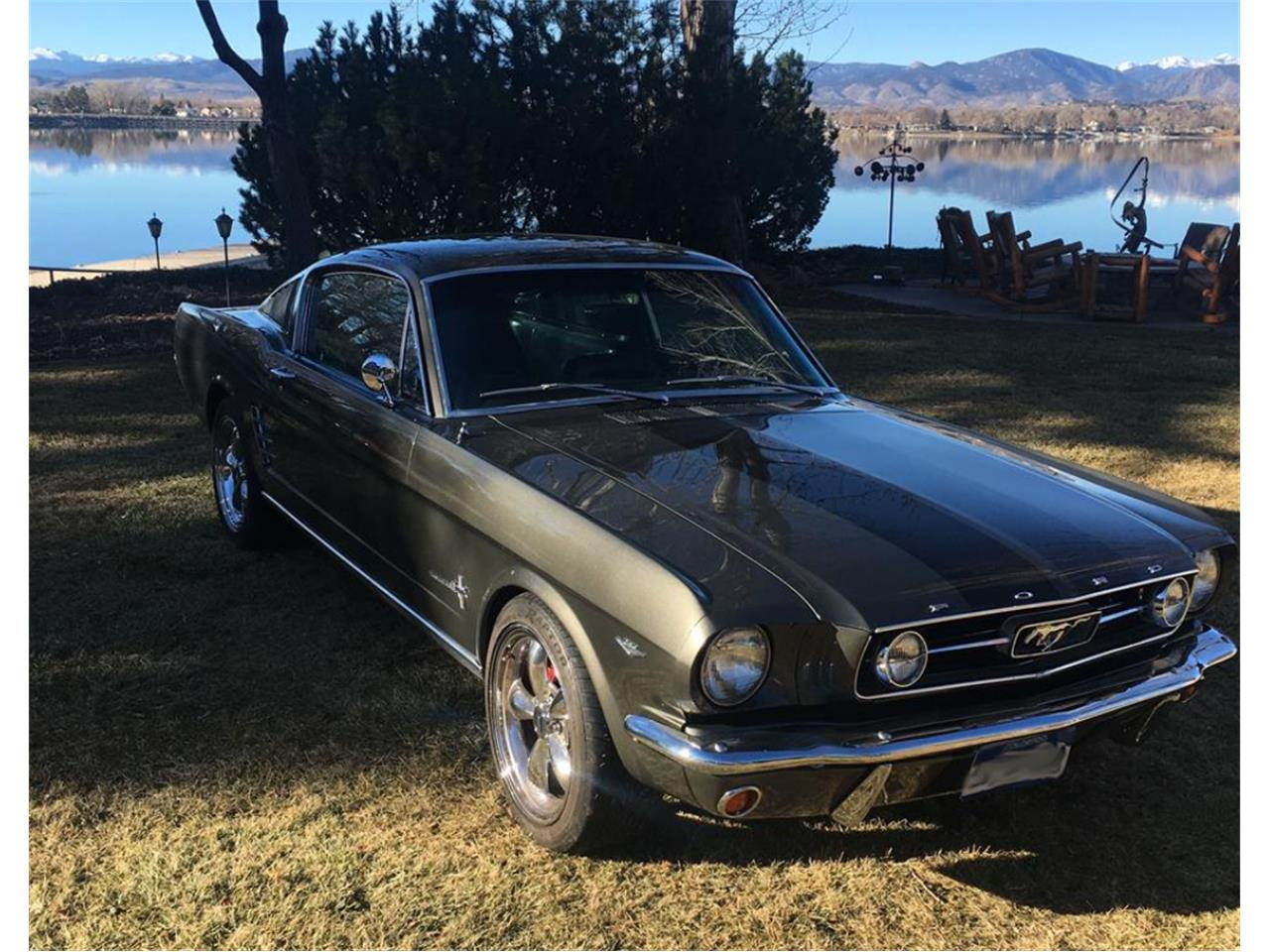 Large Picture of 1966 Ford Mustang GT located in Colorado Offered by a Private Seller - N4N1