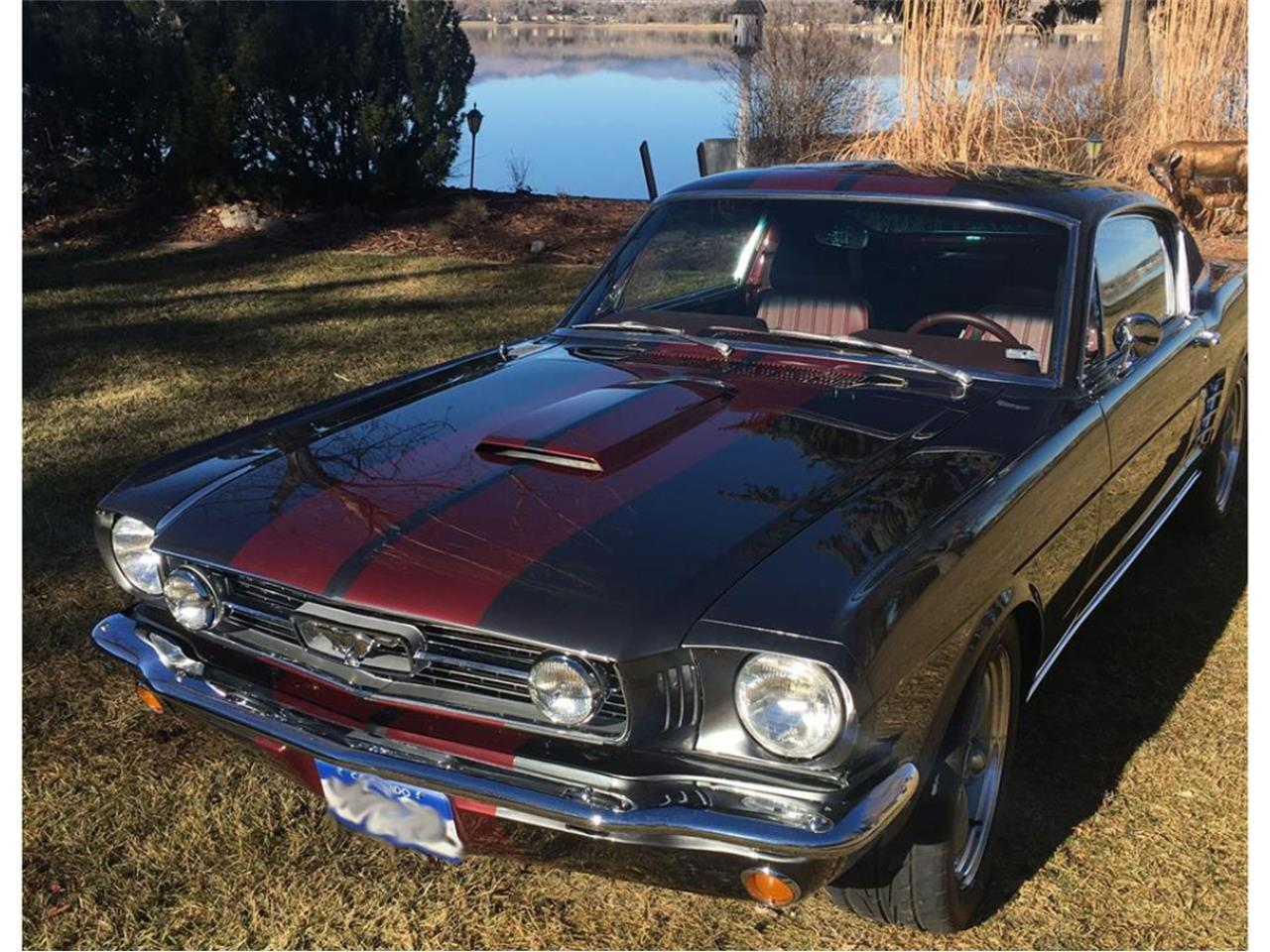 Large Picture of '66 Mustang GT - N4N1