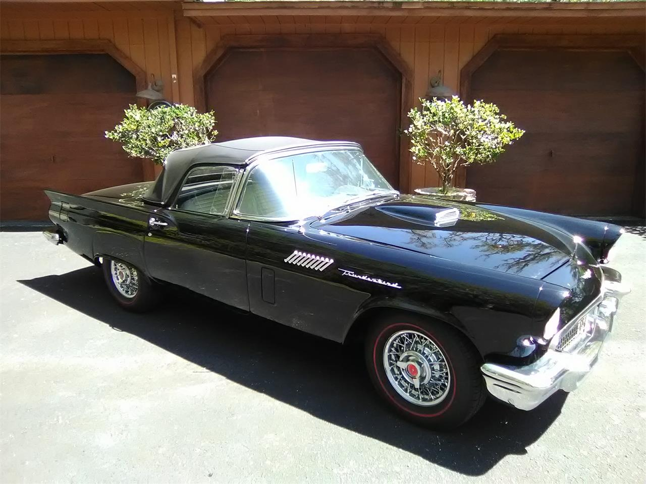 Large Picture of Classic 1957 Thunderbird located in Florida - $36,999.00 Offered by S & L Classics - N4N2