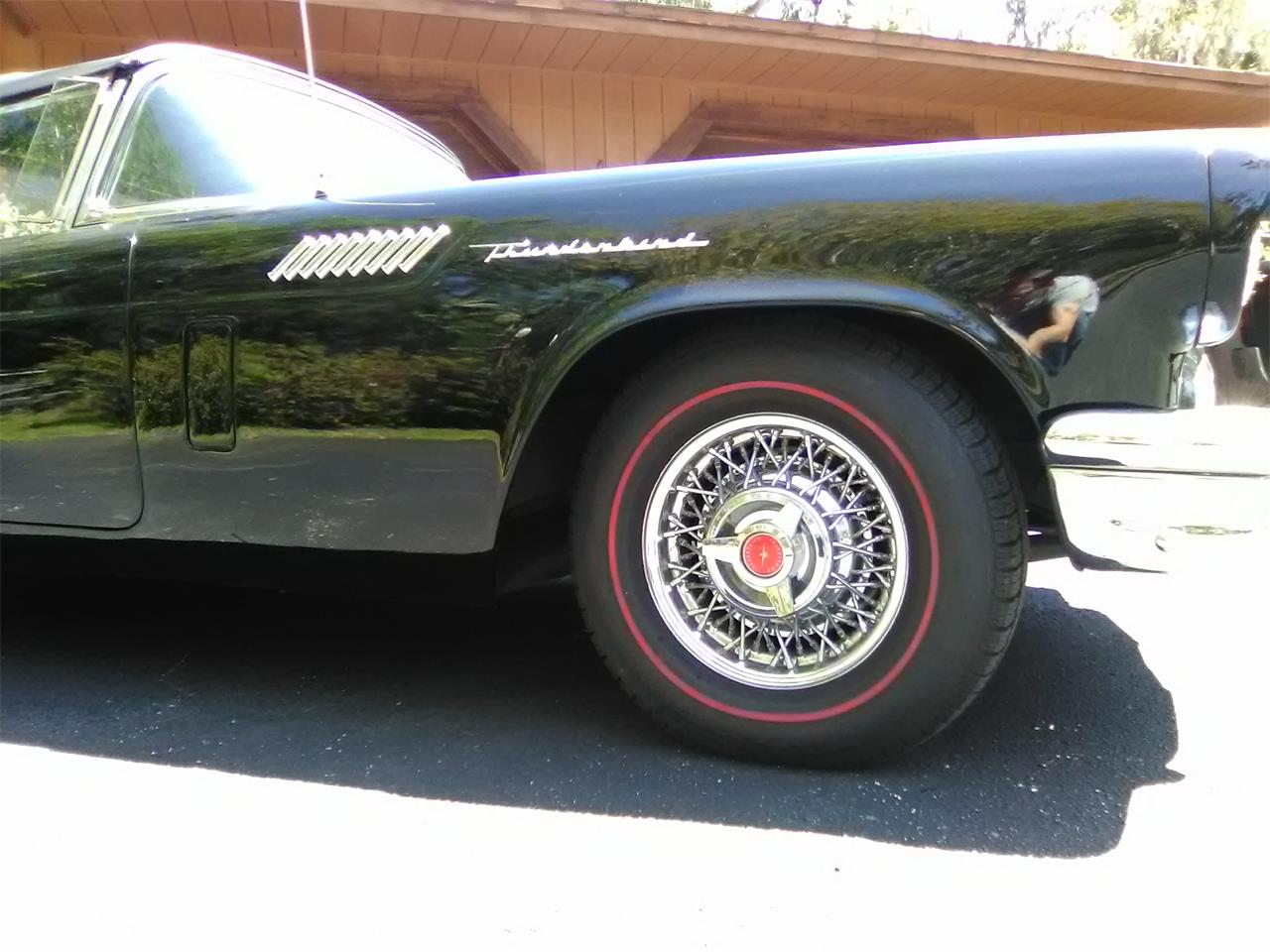 Large Picture of '57 Ford Thunderbird located in Saint augustine Florida - $36,999.00 - N4N2