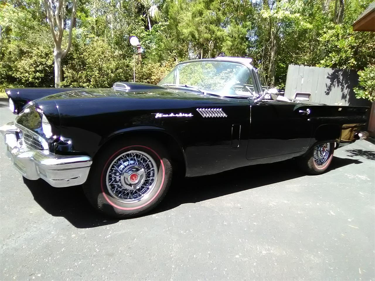 Large Picture of '57 Thunderbird located in Saint augustine Florida - $36,999.00 - N4N2