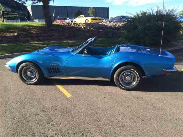 Picture of Classic 1970 Corvette located in Colorado - $44,500.00 - N4NC