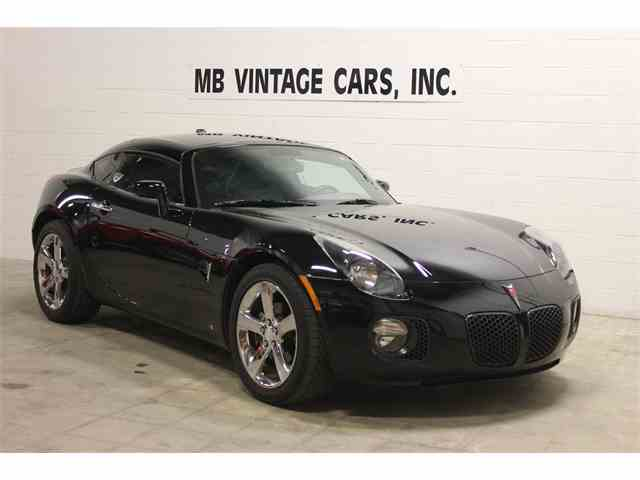 Picture of 2009 Pontiac Solstice located in Ohio Offered by  - N4NI