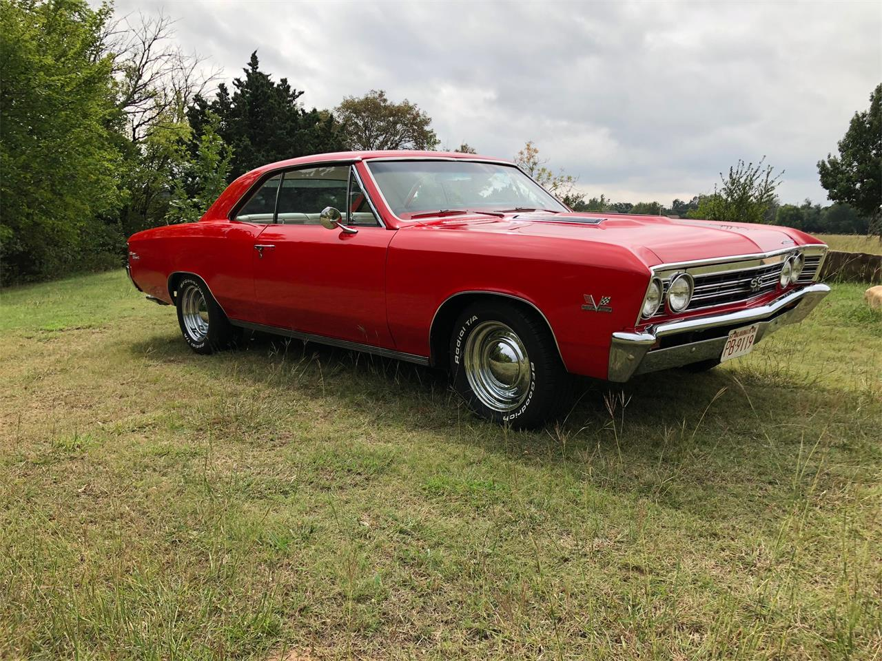 Large Picture of Classic 1967 Chevrolet Chevelle SS - N4O7