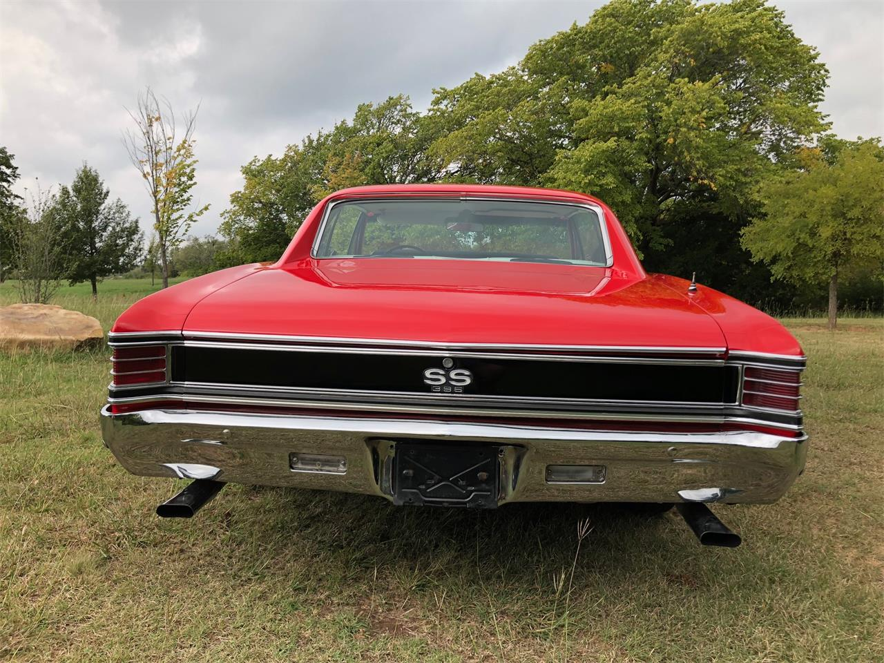 Large Picture of '67 Chevrolet Chevelle SS Auction Vehicle - N4O7