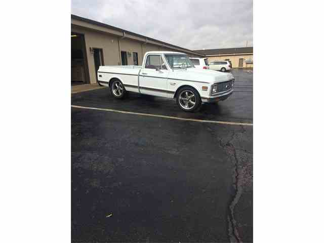 Picture of '72 Pickup - N4OI