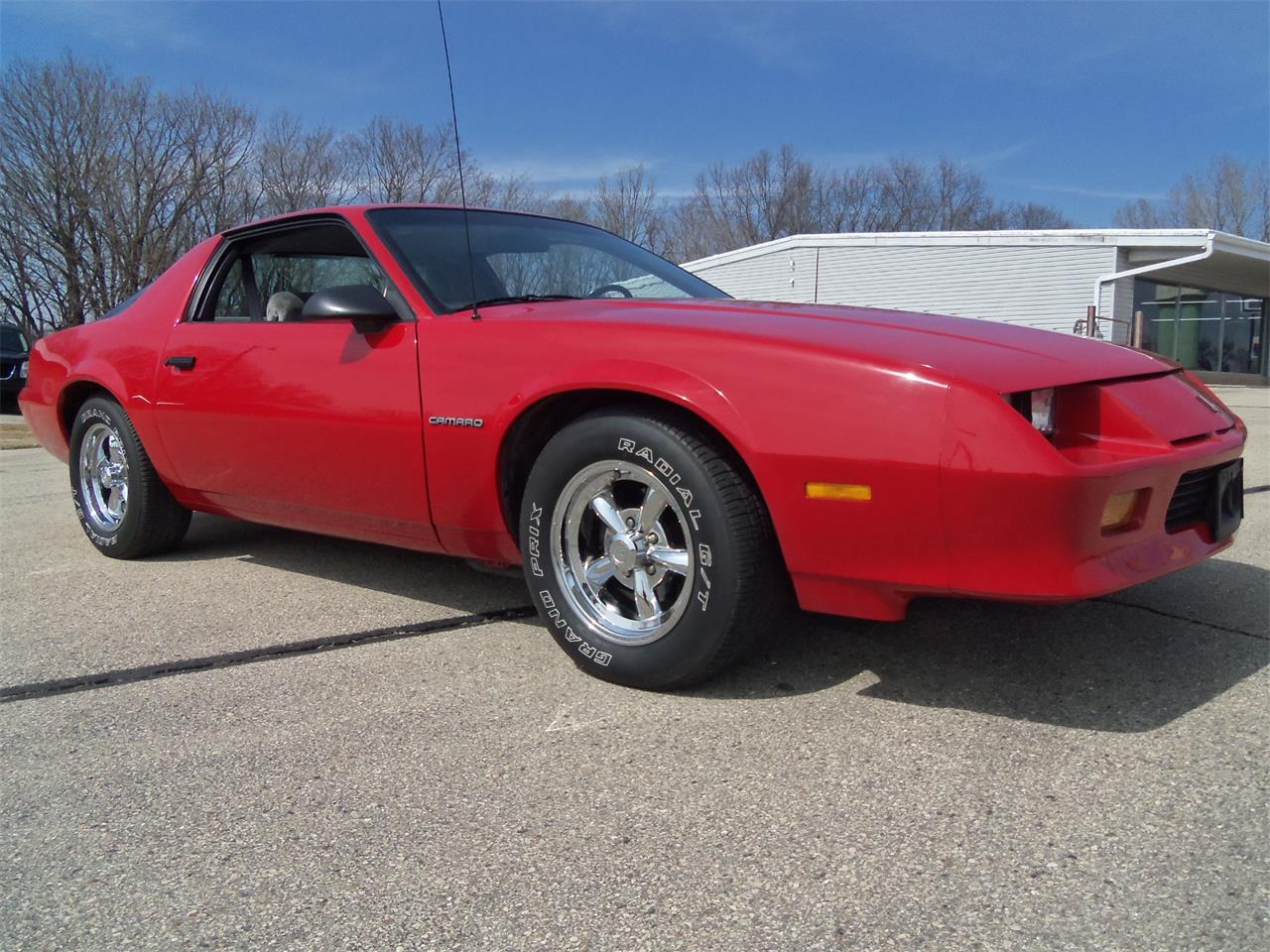 Large Picture of '87 Camaro located in Jefferson Wisconsin Offered by Top Notch Pre-Owned Vehicles - N4OS