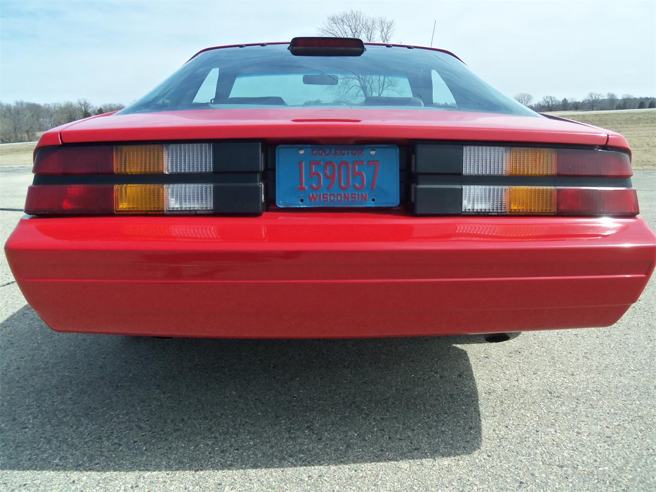 Large Picture of 1987 Camaro located in Wisconsin - $7,495.00 - N4OS