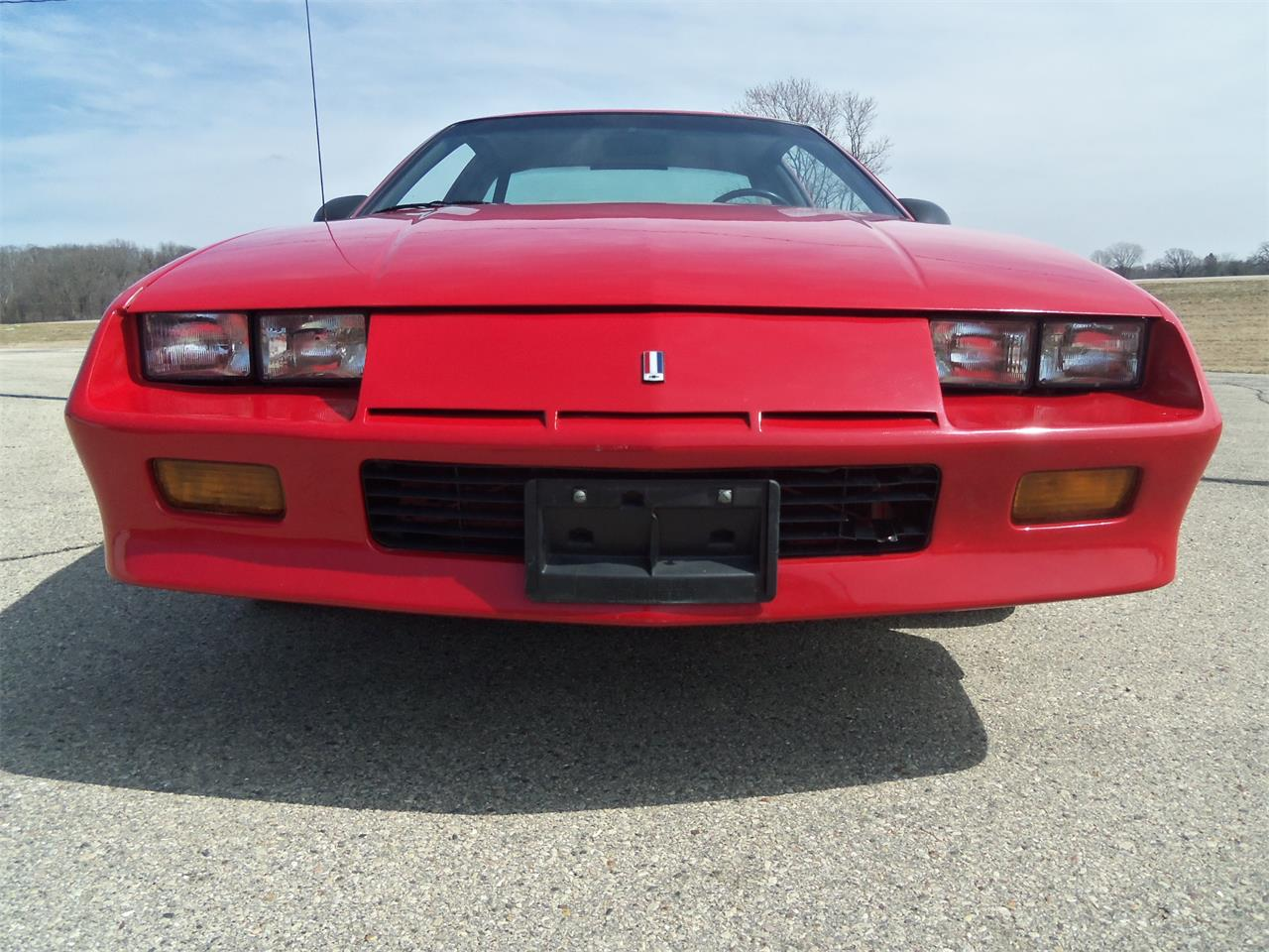 Large Picture of 1987 Camaro located in Jefferson Wisconsin - $7,495.00 Offered by Top Notch Pre-Owned Vehicles - N4OS