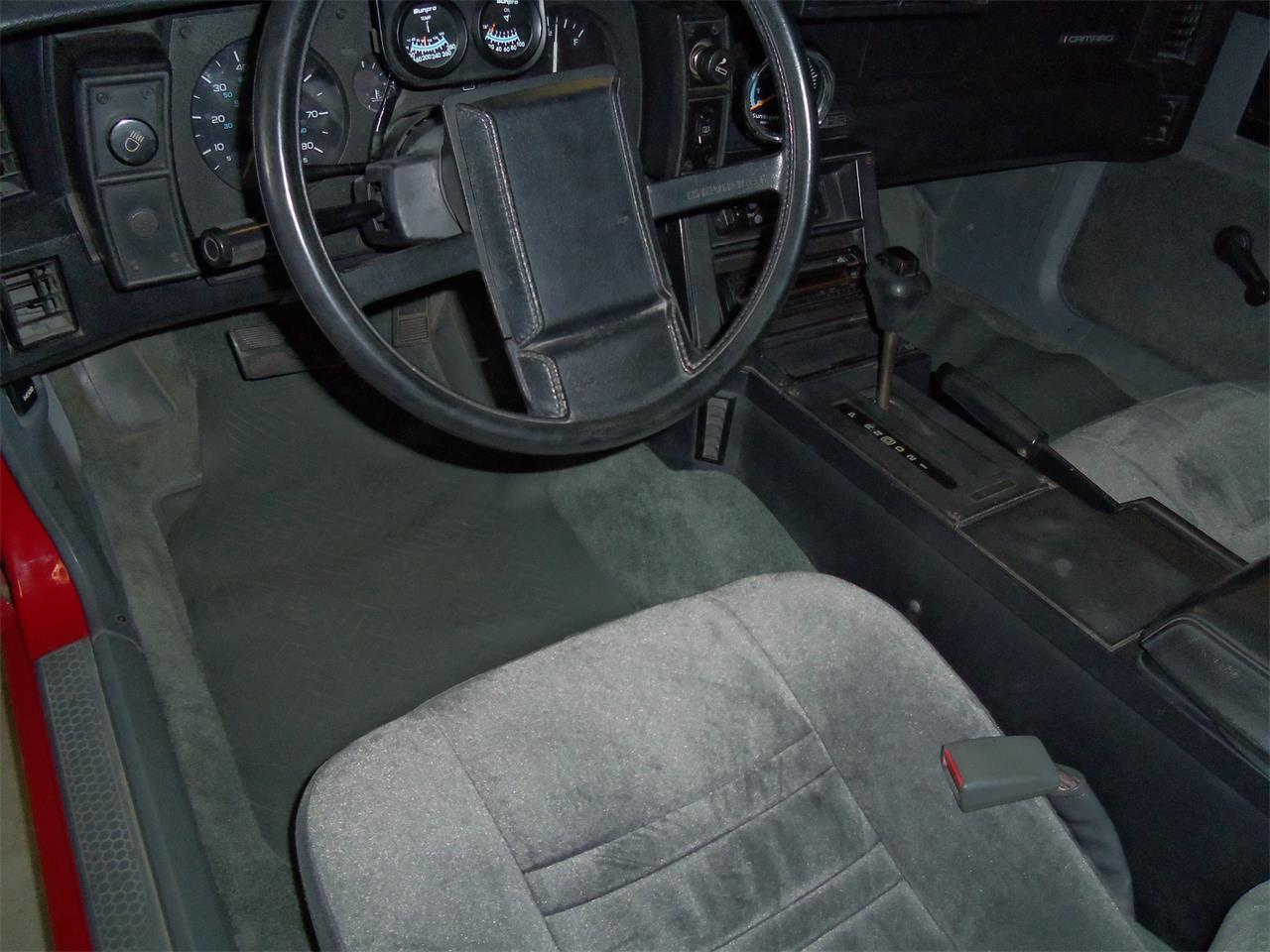 Large Picture of 1987 Chevrolet Camaro located in Wisconsin - $7,495.00 - N4OS