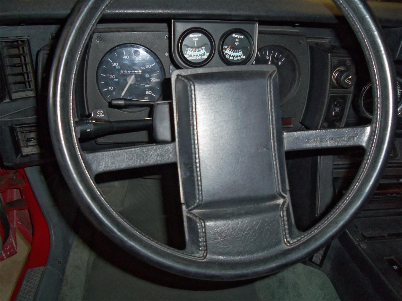 Large Picture of '87 Camaro located in Wisconsin - $7,495.00 Offered by Top Notch Pre-Owned Vehicles - N4OS