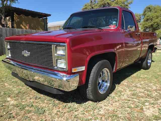 Picture of '84 C/K 10 - N4OT
