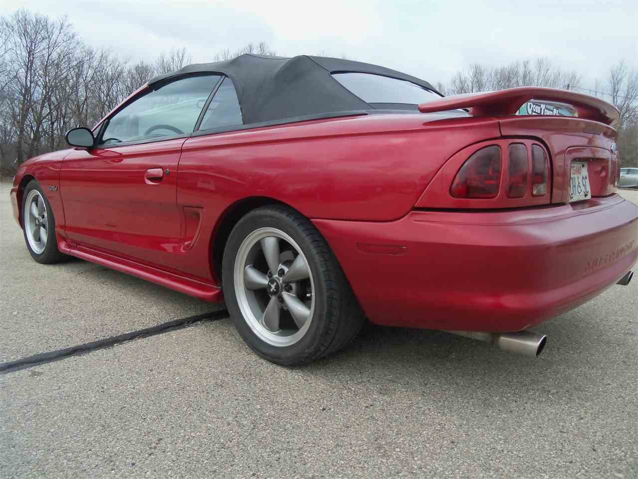 1997 ford mustang gt for sale cc 1079166. Black Bedroom Furniture Sets. Home Design Ideas