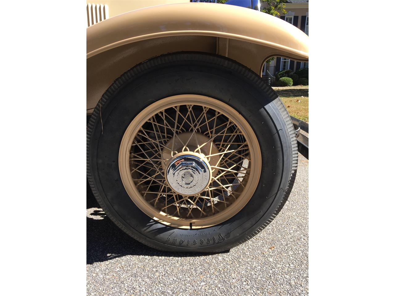 Large Picture of 1929 Cadillac 341-B Auction Vehicle - N4OX