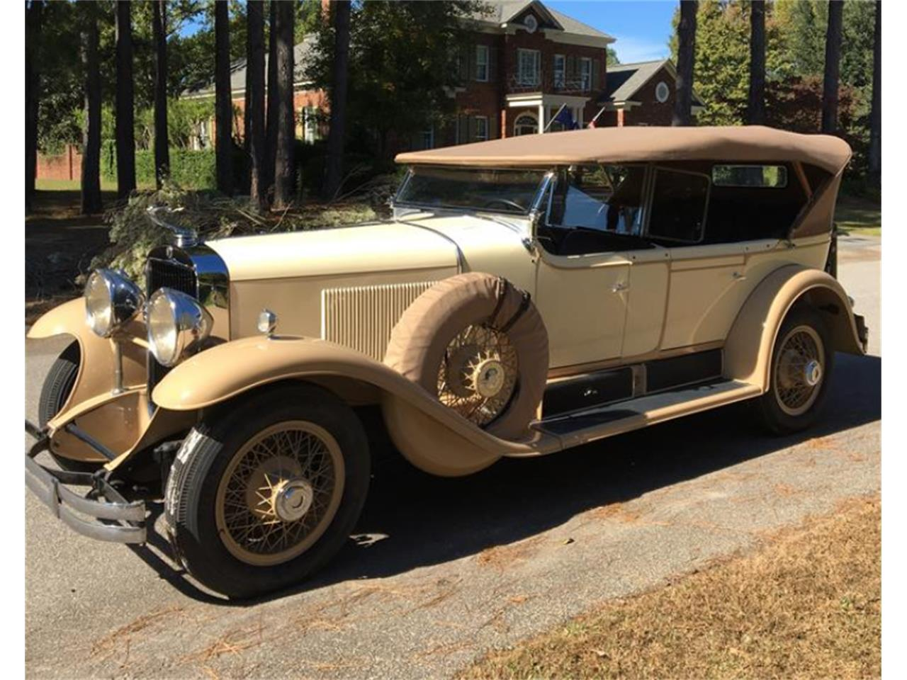 Large Picture of Classic '29 341-B Auction Vehicle - N4OX