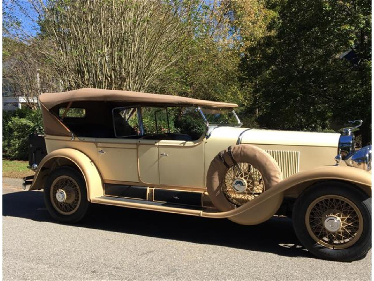 Large Picture of Classic '29 Cadillac 341-B located in Sumter South Carolina Offered by a Private Seller - N4OX