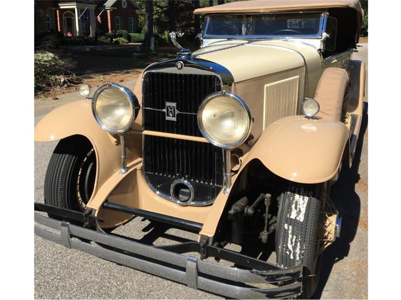 1929 cadillac 341 b for sale cc 1079169. Black Bedroom Furniture Sets. Home Design Ideas