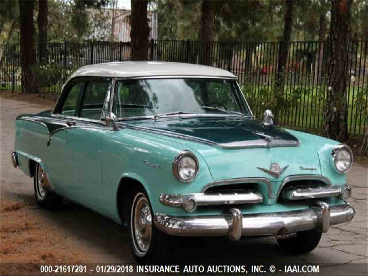 1955 Dodge Parts Car for Sale | ClassicCars.com | CC-1079187