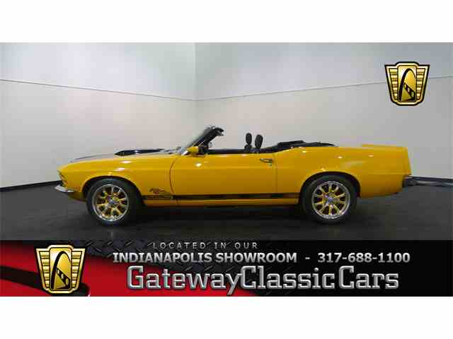 Picture of '70 Mustang - N4PK