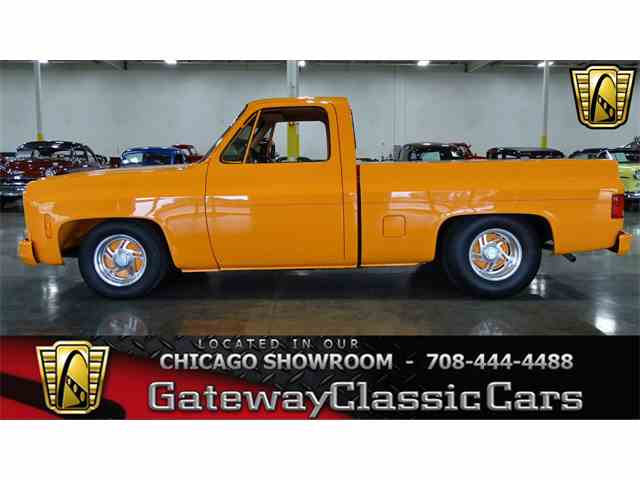 Picture of '79 Chevrolet C10 - $17,595.00 Offered by Gateway Classic Cars - Chicago - N4PO