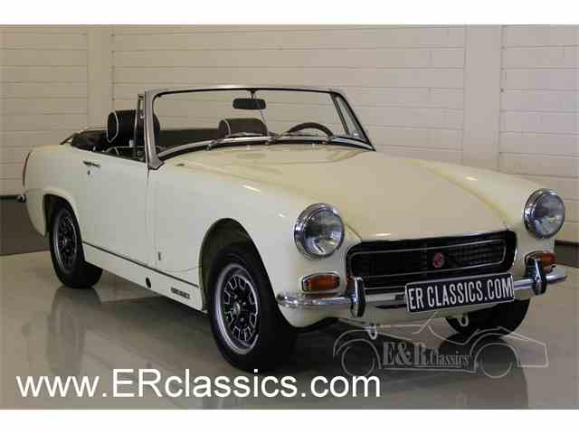Mg midget dealers