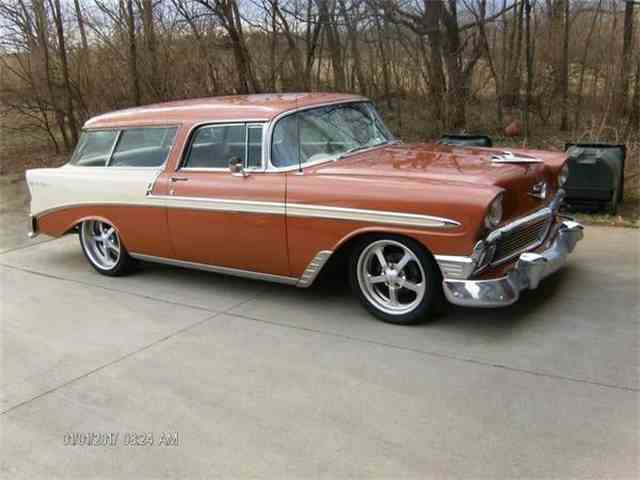 Picture of Classic 1956 Nomad - $67,295.00 Offered by Classic Car Deals - N4Q3