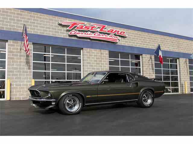 Picture of '69 Mustang Mach 1 - N4Q5