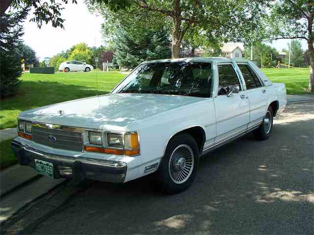 Picture of '89 Crown Victoria - MYBV