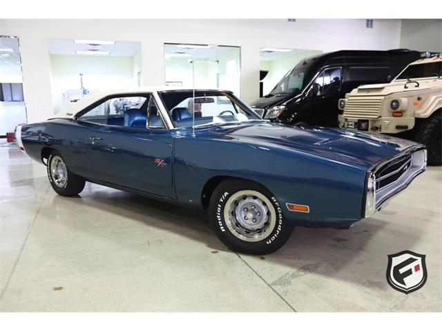 Picture of '70 Charger - N4QP