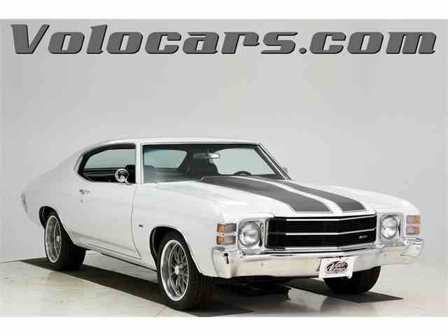 Picture of Classic 1971 Chevelle - $36,998.00 - N4R9