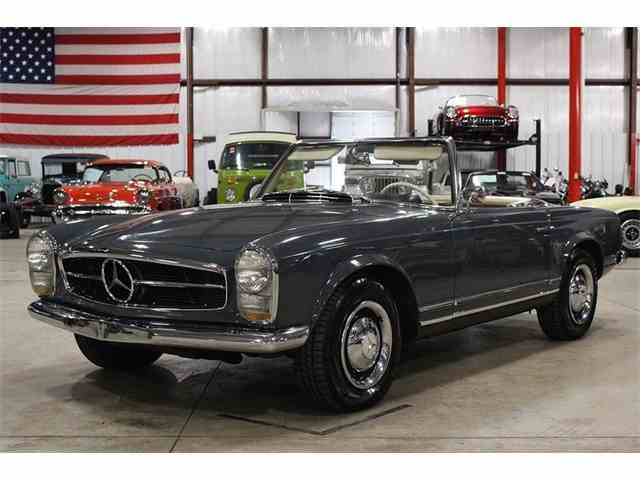 1965 to 1967 Mercedes-Benz 230SL for Sale on ClassicCars.com