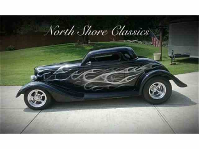 Picture of '34 Coupe - N4RY