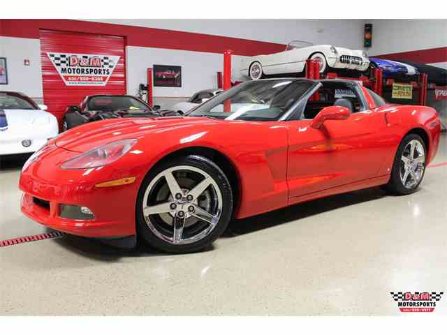Picture of '07 Corvette - N4SG