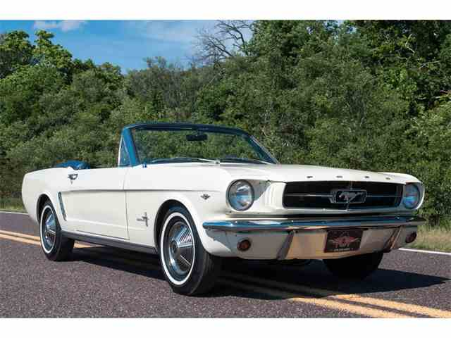 Picture of '65 Mustang - MXOT