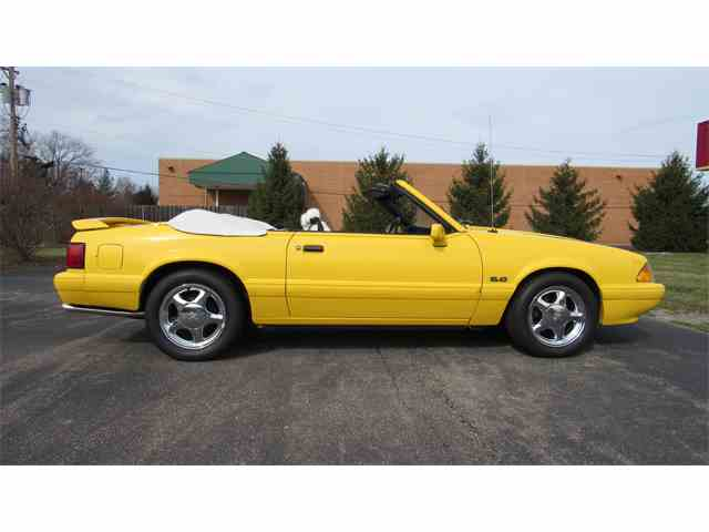 Picture of '93 Mustang - MYC3