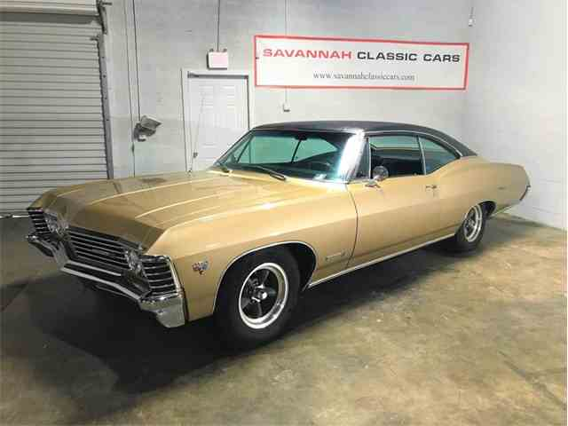 Picture of '67 Impala SS - N4SZ