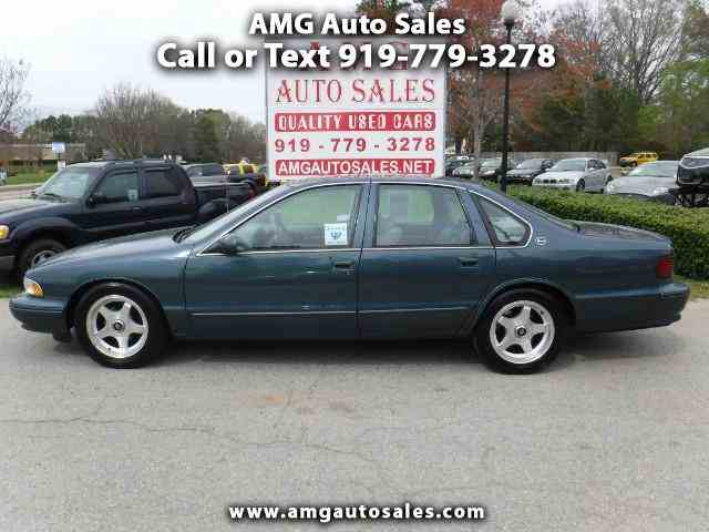 Picture of 1995 Chevrolet Impala SS located in Raleigh North Carolina Offered by  - N4T8